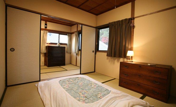 Kyoto machiya Rohji House