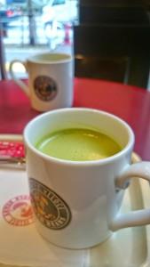 Matcha på Café Veloce
