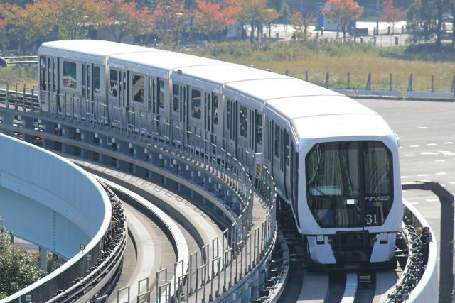 Yurikamome line