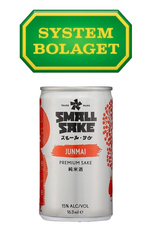 small sake systembolaget