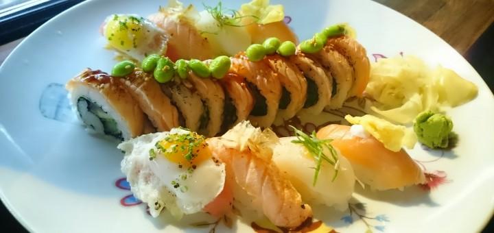 Itamae Izakaya sushi